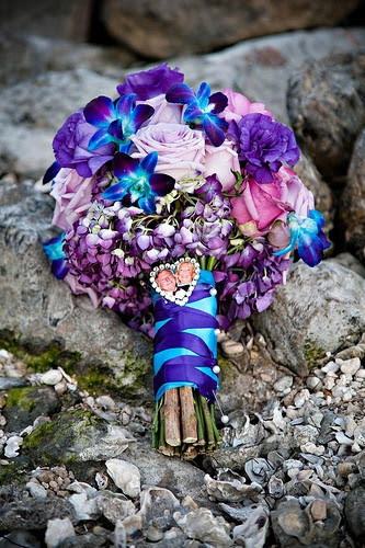 Blue Orchids Archives Bouquet Wedding Flower