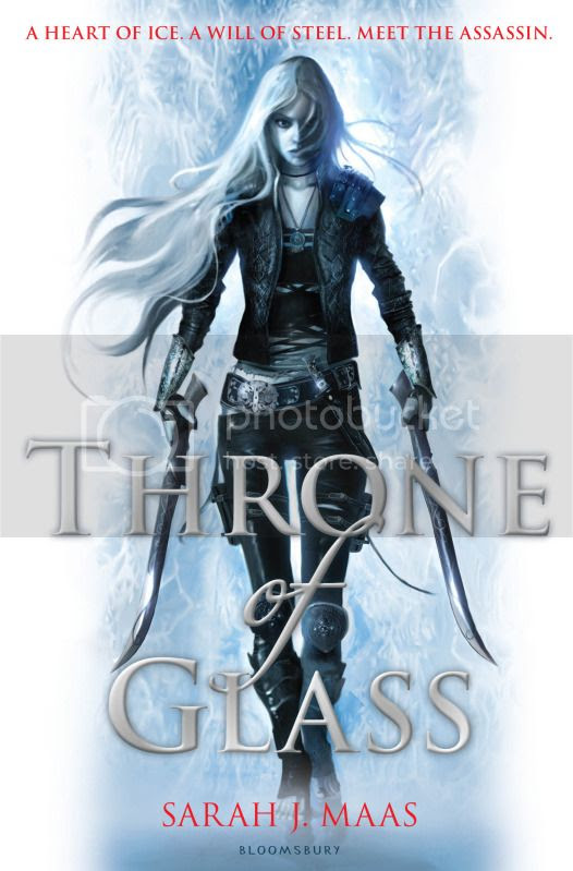 Throne of Glass by Sarah J Mass