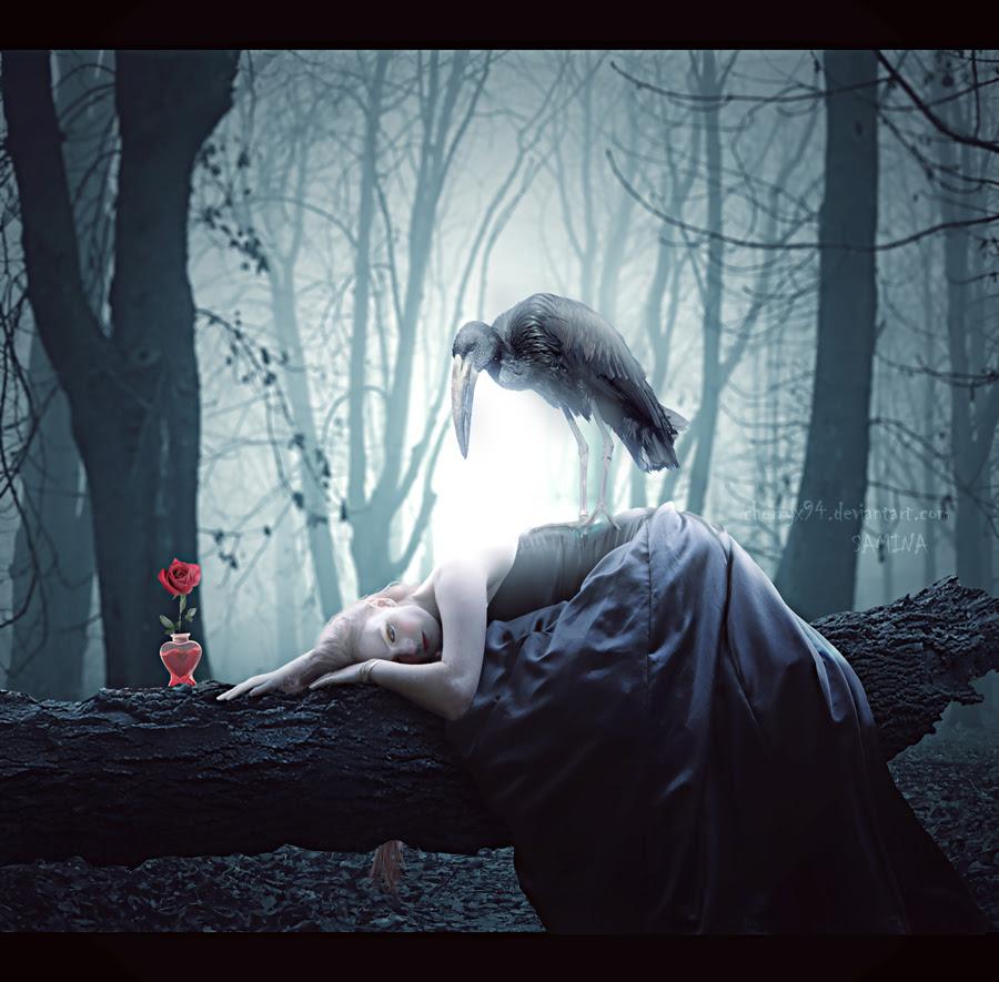 This Dark Love. by cherryx94