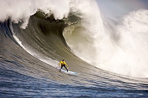 Mavericks Surf Contest 2010.