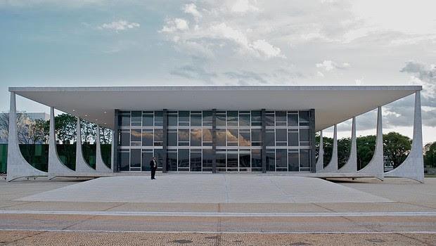 Supremo Tribunal Federal (Foto: Divulgação/STF)
