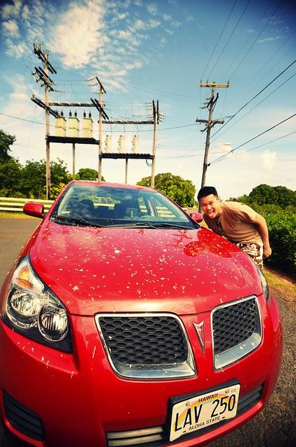 Pooped on Pontiac