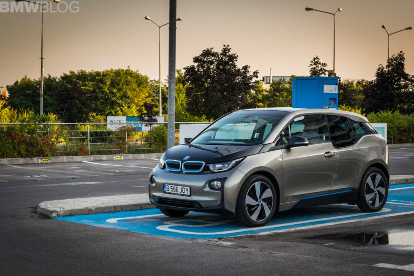 Can You Really Lease A Bmw I3 For 54 Per Month Car Spy Shooter
