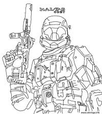 Coloriage Call Of Duty Collection