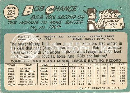 #224 Bob Chance (back)