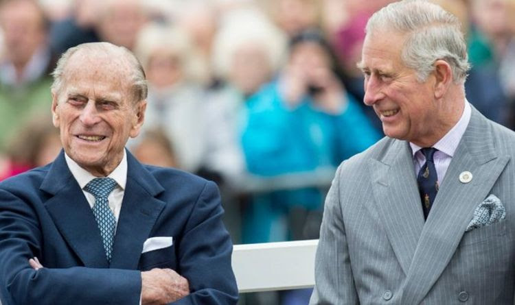 Prince Charles used hospital trip to show Philip he 'really cares' amid tense relationship