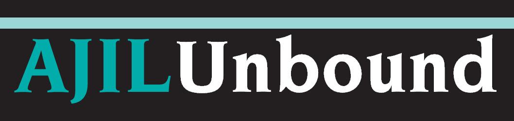 AJIL Unbound