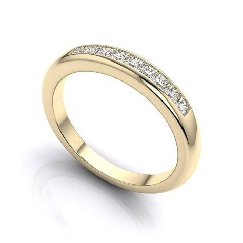 2019 Popular European Wedding Rings