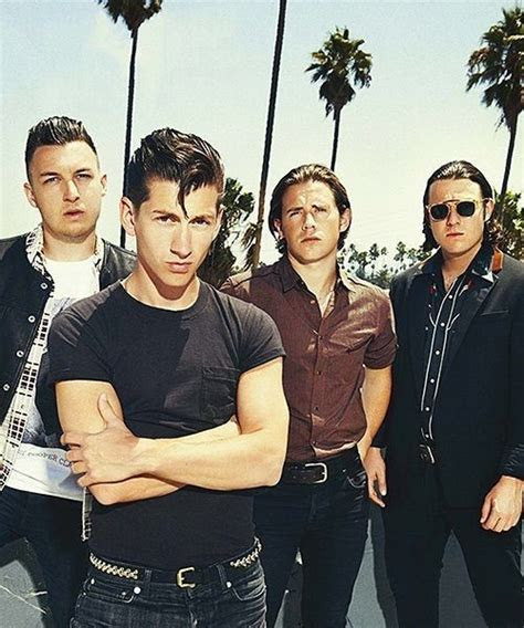 ARCTIC MONKEYS: AN INDIE ROCK BAND http://punkpedia.com
