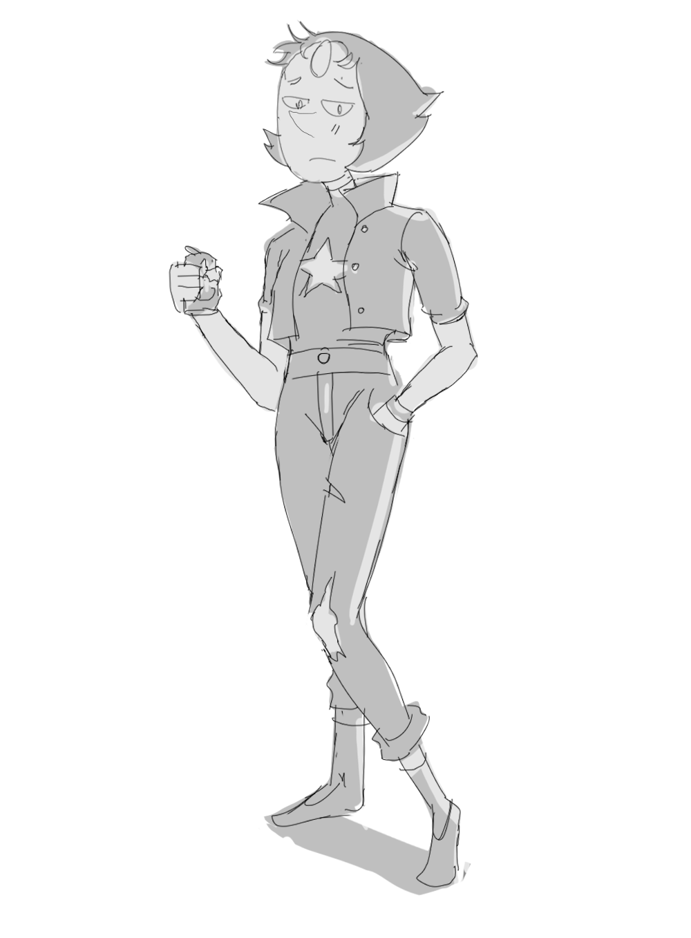 inb4 influx of badpearl fanart i wish i could do more but this is all i have time for