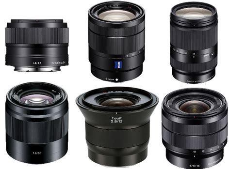 Best Sony E Mount Lenses 2018   Camera Times