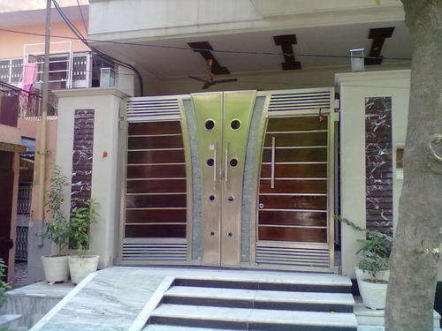 Latest fashion trends modern main gate designs 2016 for New door design 2016