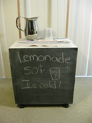 Lemonade Stand Chalkboard