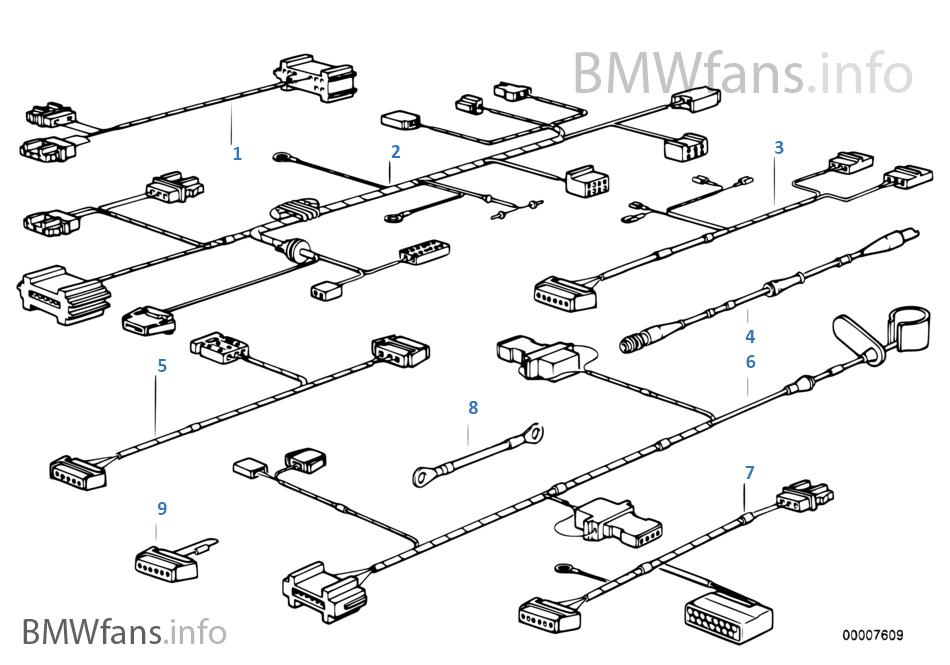 E32 Wiring Diagram