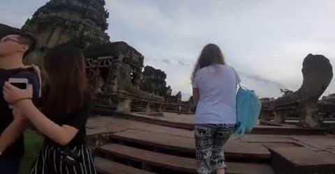 Khám phá Siem Reap | Thăm đền Angko Wat - Kiến trúc Kherme độc đáo nhất thế giới