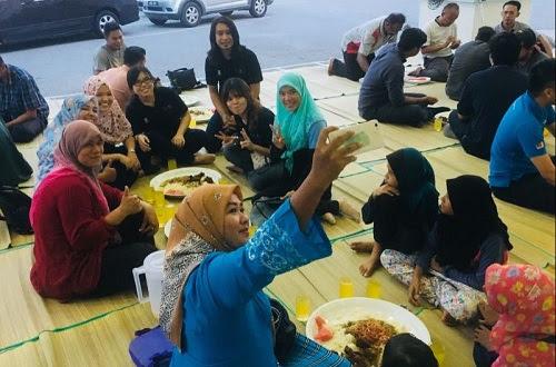 Buka puasa pelbagai kaum: Era Malaysia baru bermula