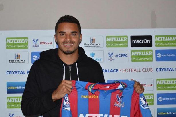 Zeki Fryers signs for Crystal Palace from Tottenham