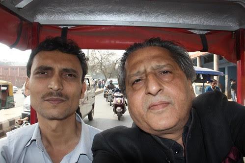 In Delhi On Work.. by firoze shakir photographerno1