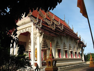 km exterior Phuket town on the route to Chalong  <a href=