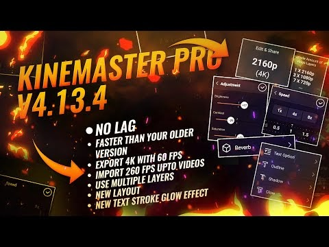 KINEMASTER PRO APK DOWNLOAD LATEST VERSION 2020