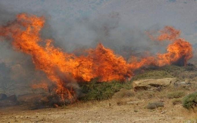 Λέσβος: 280 πυρκαγιές εγγύς του Hot Spot της Μόριας, θα προβληματιστεί κανένας;