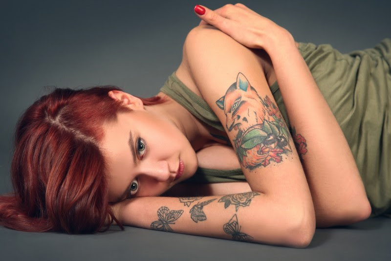 Have Tattoos Learn How To Protect Them When Tanning With Uv