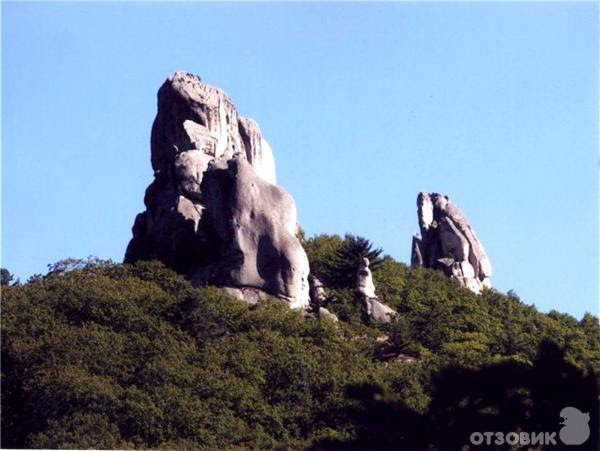 Парк Драконов села Чистоводное (Россия, Приморский край) фото