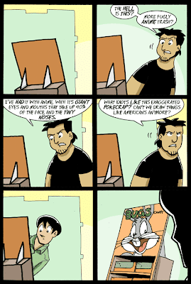 06-18-2008 Shortpacked! Comic Strip by David Willis