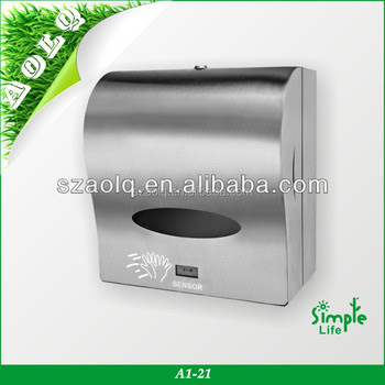Hot Sale Under Cabinet Kitchen Paper Towel Dispenser Automatic Buy