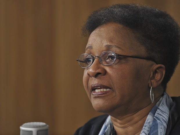 Luiza Bairros foi ministra da Secretaria de Políticas para Promoção da Igualdade Racial (SEPPIR)  (Foto: Elza Fiúza/Agência Brasil)