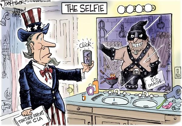 Joe Heller - Green Bay Press-Gazette - Torture Report - English - Torture Report, CIA, Uncle Sam