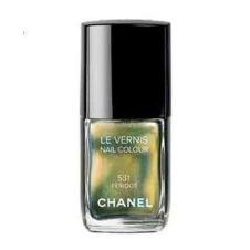 Chanel Peridot Nail Polish