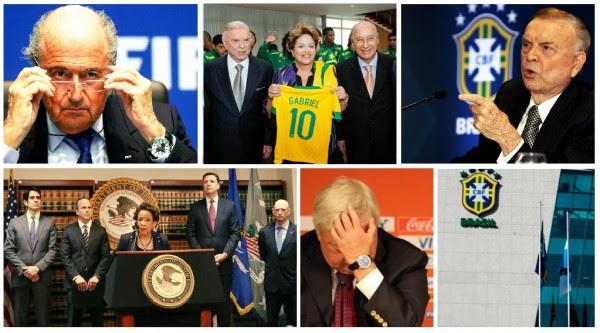 Acordo entre Fifa, CBF e o governo do PT gerou isenção de impostos de 1,5 bi para a entidade do futebol