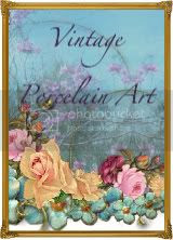 Specializing in the Vintage Art of China Painting~ LOTS of PINK ROSES!!!!:0)