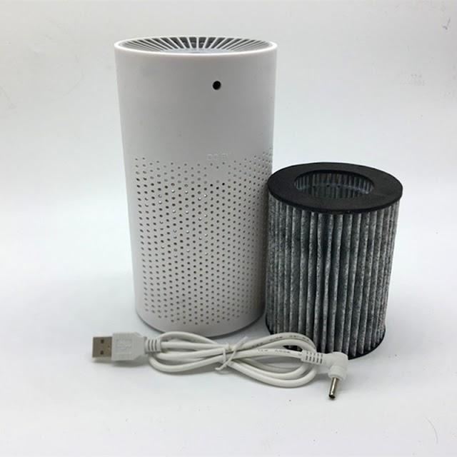 Kopen Goedkoop Luchtreiniger Sterilisator Naast Formaldehyde Reinigers PM 2.5 Luchtreiniging USB Huishoudelijke Auto Lucht Ioniseren Online