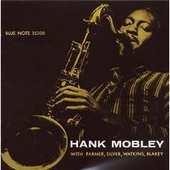 Hank Mobley - Quintet cover