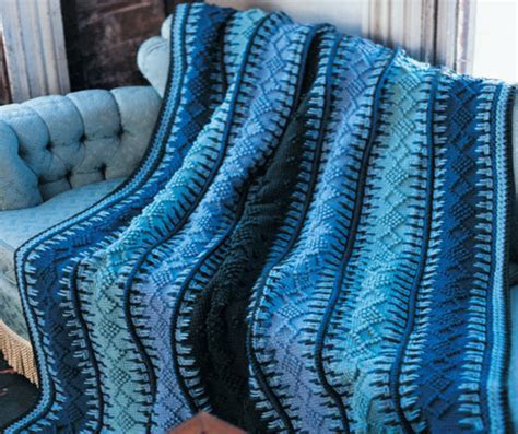 Super Saver Yarn to the Rescue: Free Crochet Afghan