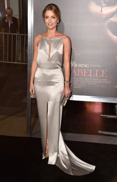 Annabelle Wallis - 'Annabelle' Screening in Hollywood — Part 2