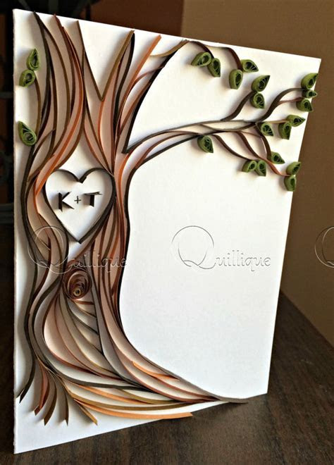 Pin by Glenda Whittaker on quilling   Engagement cards