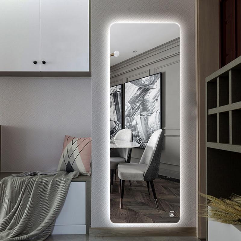 Full Body Vanity Mirror With Lights - Vanity Mirror Ideas