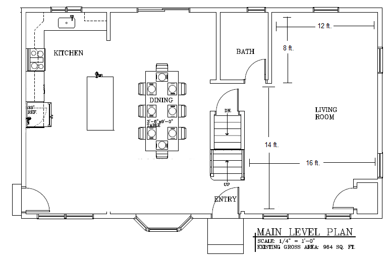 Please help with furniture layout in living/family room ...