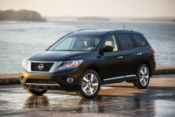 2016 Nissan Pathfinder Safety