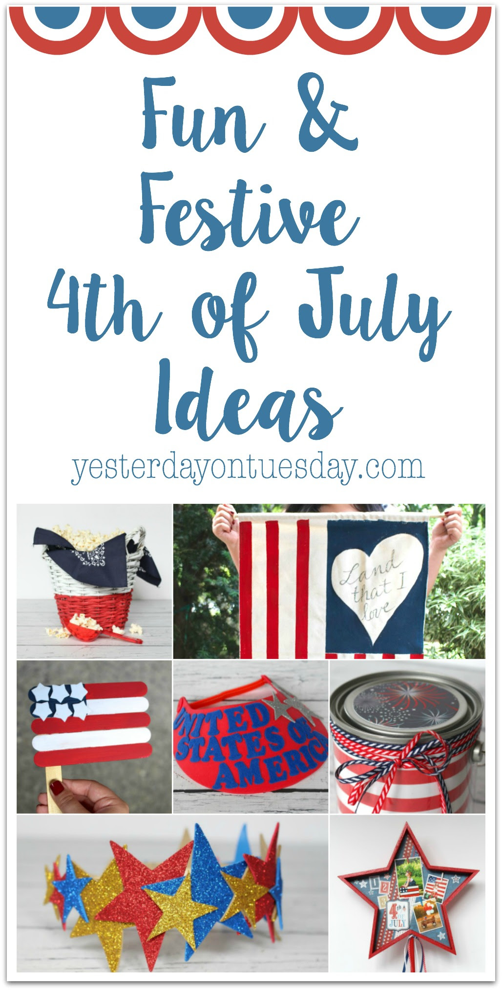 Fun And Festive 4th Of July Ideas