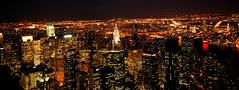 New York at night (III) by imparypasa