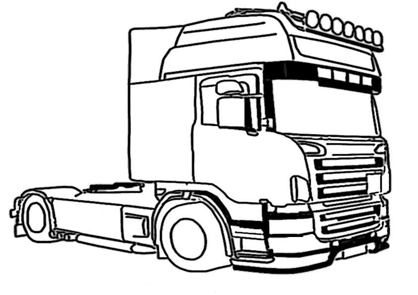 Malvorlagen Kostenlos Lkw 10 Malvorlagen Kostenlos