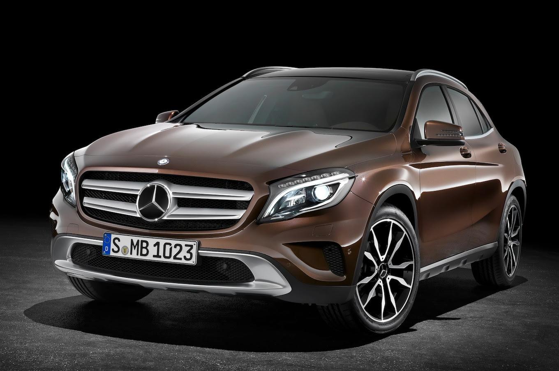 2015 Mercedes-Benz GLA-Class First Look - Motor Trend