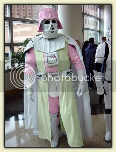 Darthy Vader