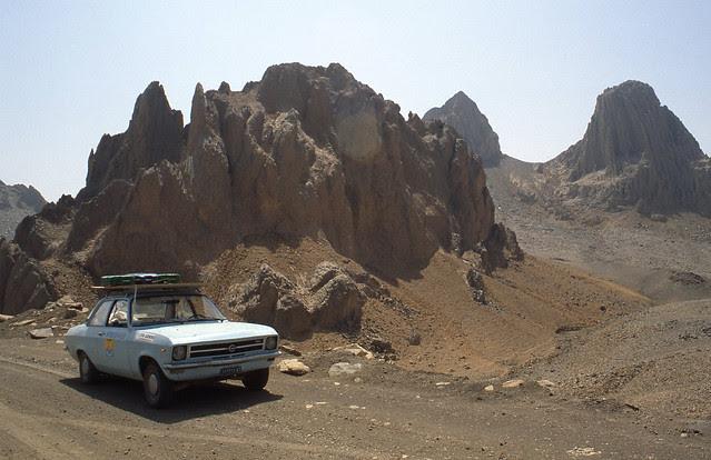 Montagne dell'Hoggar