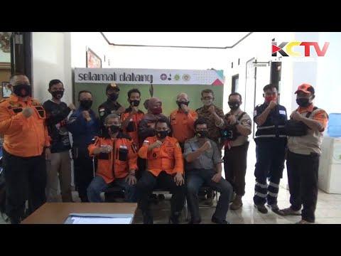 Rapat Koordinasi Basarnas Pra Latsarda di Kab. Cianjur