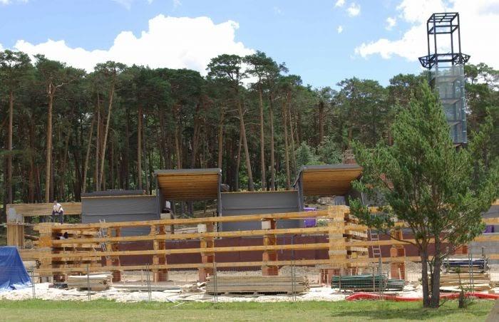 Casas de madera prefabricadas pino soria - Casas de madera de pino ...